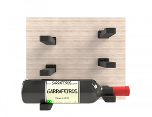 0003 Adega Suporte Garrafa de Vinho Smart Campinas
